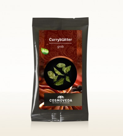 BIO Curry Blätter grob 5g