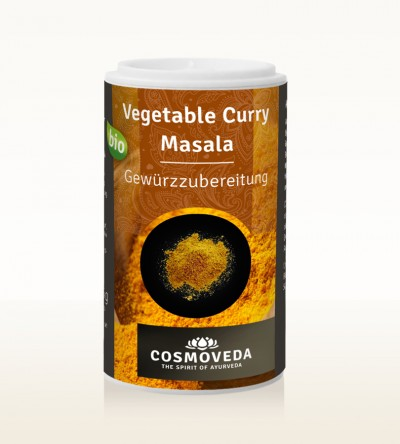 BIO Vegetable Curry Masala 25g