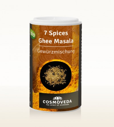 BIO 7 Spices Ghee Masala 25g