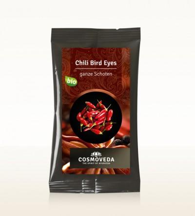 BIO Chili Bird Eyes Schoten 7,5g