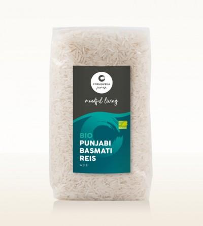 BIO Punjabi Basmati Reis weiß 500g