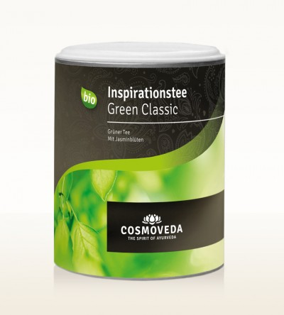 BIO Inspirations Tee Green Classic 65g