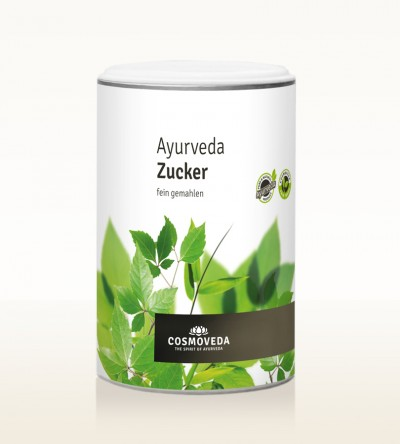 Ayurveda Zucker weiss Fair Trade 200g