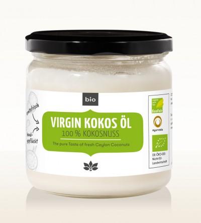 BIO Virgin Kokosöl 350ml