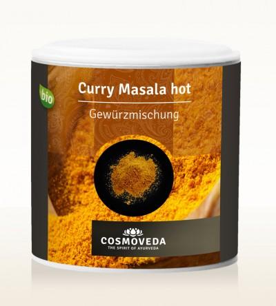 BIO Curry Masala hot 80g