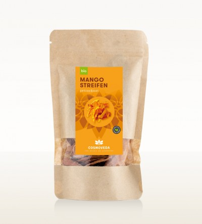 BIO Mango Streifen 50g