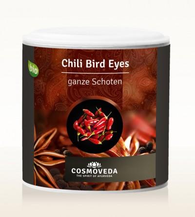 BIO Chili Bird Eyes Schoten 30g