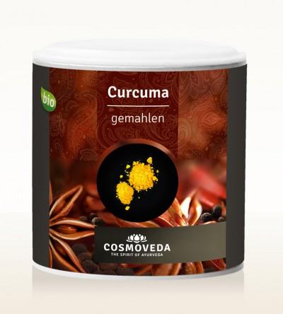 BIO Curcuma gem. 90g
