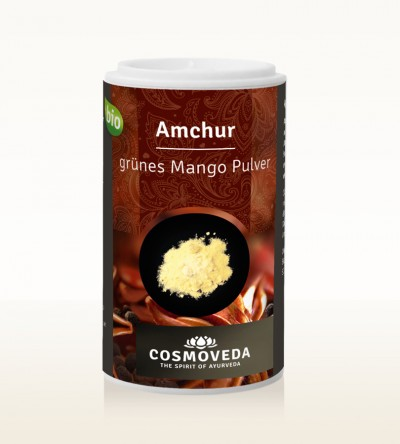 BIO Frucht Pulver Amchur 35g
