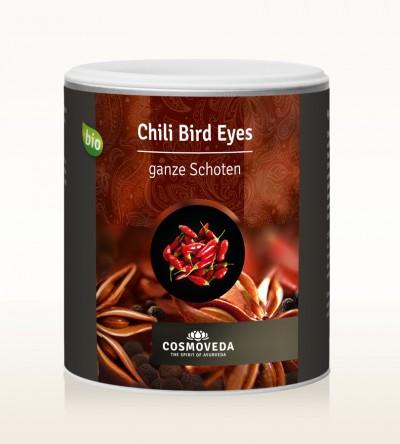 BIO Chili Bird Eyes Schoten 110g