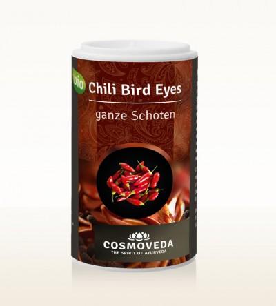 BIO Chili Bird Eyes Schoten 10g