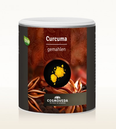 BIO Curcuma gem. 300g