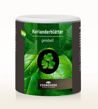 BIO Korianderblätter gerebelt 60g
