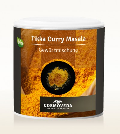 BIO Tikka Curry Masala 80g