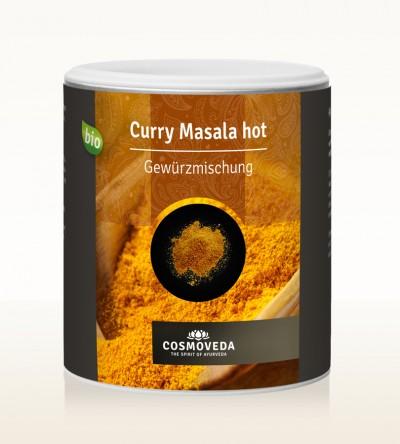 BIO Curry Masala hot 250g