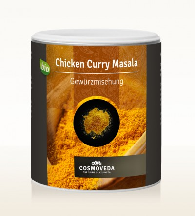 BIO Chicken Curry Masala 250g