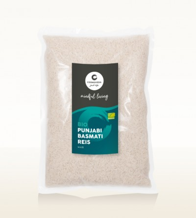BIO Punjabi Basmati Reis weiß 2,5kg