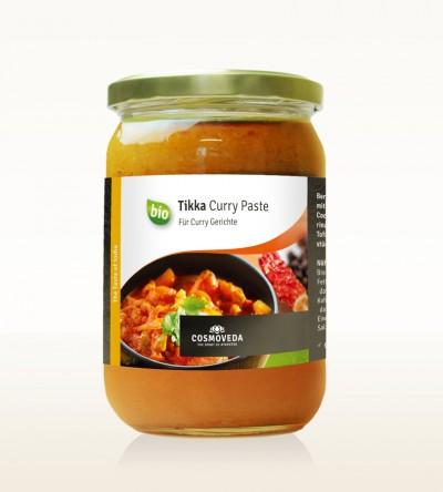 BIO Tikka Curry Paste 600g