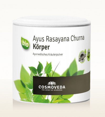 BIO Ayus Rasayana Churna - Körper 100g