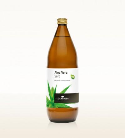 BIO Aloe Vera Saft 1 Liter