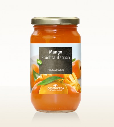BIO Mango Fruchtaufstrich 435g