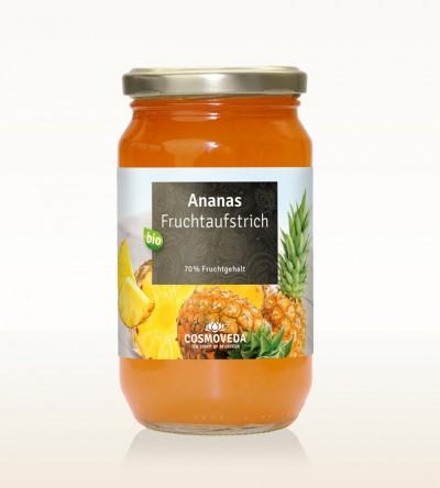 BIO Ananas Fruchtaufstrich 435g