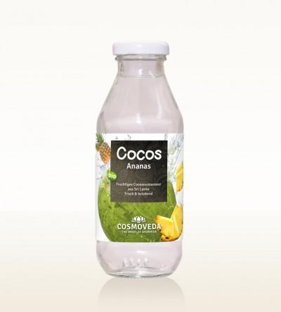 BIO Kokosnusswasser Ananas 360ml