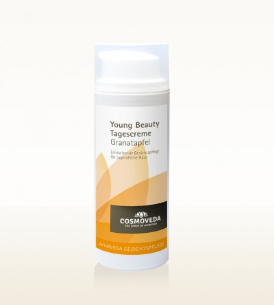 Young Beauty Tagescreme - Granatapfel 50ml