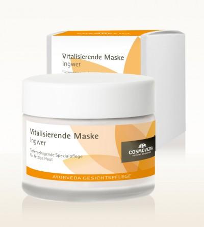 Vitalisierende Maske - Ingwer 50ml
