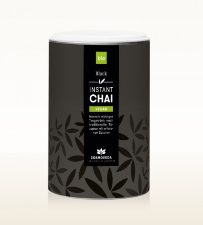 BIO Instant Chai Vegan - Black 200g