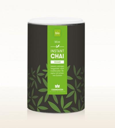 BIO Instant Chai Vegan - Mint 200g