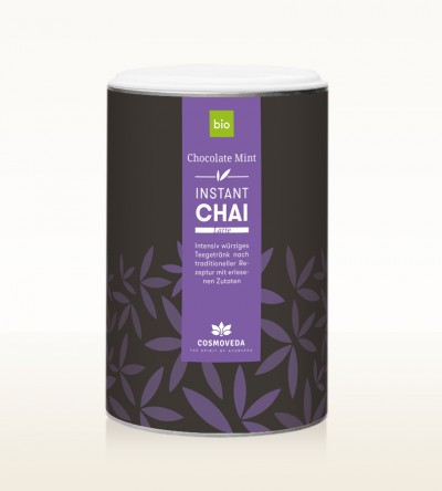 BIO Instant Chai Latte - Chocolate Mint 200g