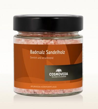 Badesalz Sandelholz 200g