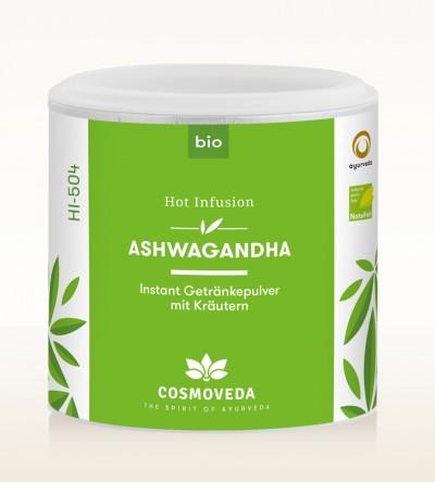 BIO Ashwagandha - Hot Instant Infusion 150g
