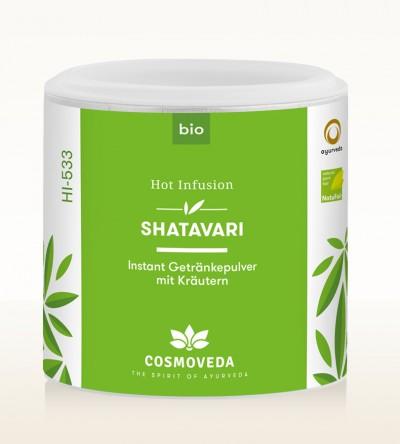 BIO Shatavari - Hot Instant Infusion 150g