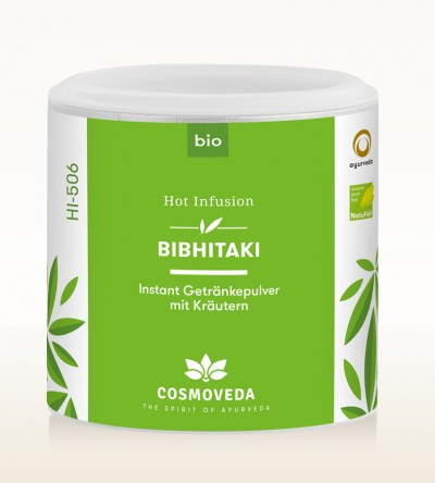 BIO Bibhitaki - Hot Instant Infusion 150g