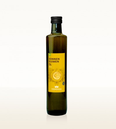 BIO Sonnenblumenöl mild 500ml