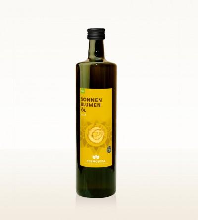 BIO Sonnenblumenöl mild 1L