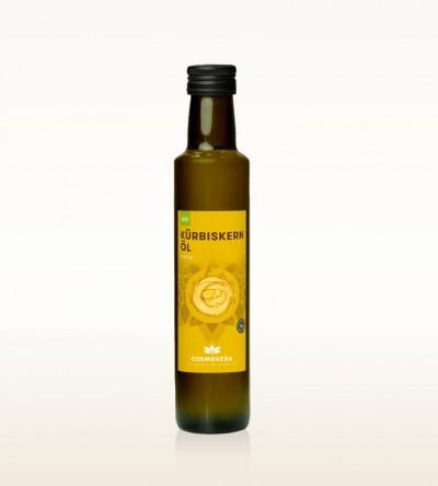 BIO Kürbiskernöl nativ 250ml