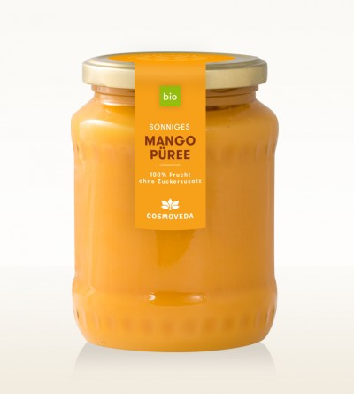 BIO Mango Püree 720ml