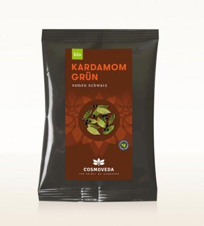 BIO Kardamom grün, Samen schwarz 1kg