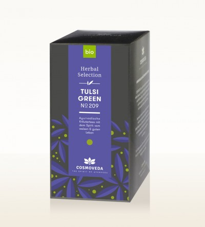 BIO Tulsi Green Tee 20 x 1,8g