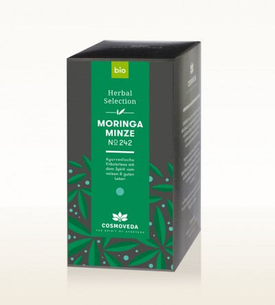 BIO Moringa Minze Tee 20 x 1,8g