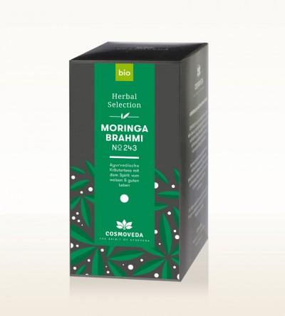 BIO Moringa Brahmi Tee 20 x 1,8g