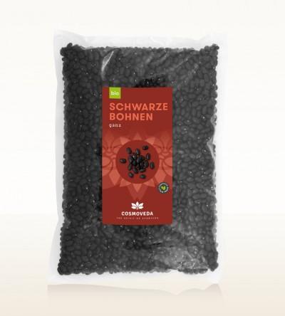 BIO Schwarze Bohnen ganz 2,5kg