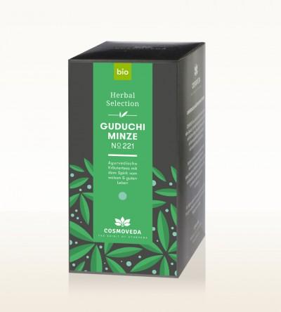 BIO Guduchi Minze Tee 20 x 1,8g