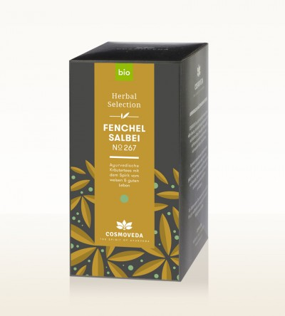 BIO Fenchel Salbei Tee 20 x 1,8g