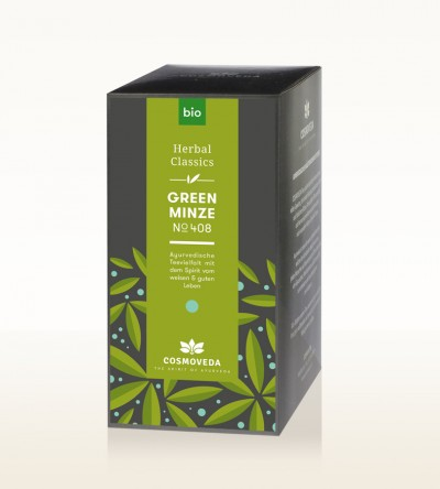 BIO Green Minze Tee 20 x 1,8g