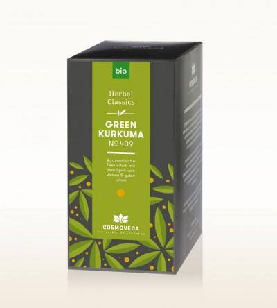BIO Green Kurkuma Tee 20 x 1,8g