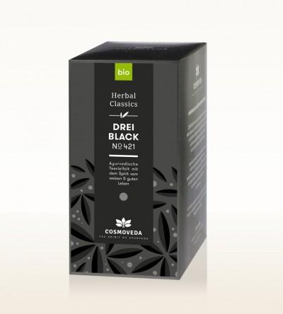 BIO 3 Black Tee 20 x 1,8g